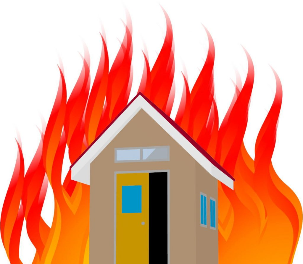 【火災保険】損害額の査定方法(建物・家財)と保険金受取りのまとめ
