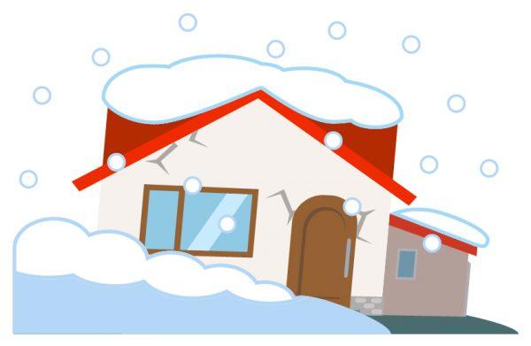 <雪害・雪災>大雪での火災保険、補償の対象と保険金の支払いまとめ