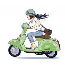 自賠責保険・原付バイク/期限切れの対応や料金、入り方、必要なものとは?
