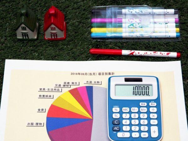 家計の見直しは固定費削減から!固定費と変動費を分けて上手に節約