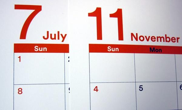 予定納税の時期はいつからいつまで?
