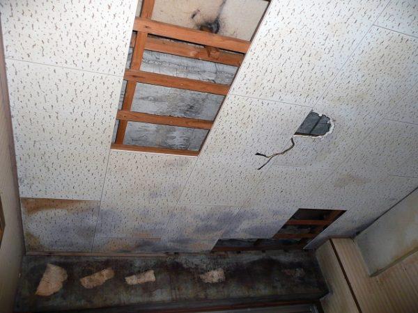 火災保険の水漏れ・漏水は老朽化も対象?水漏れ保険の超基本