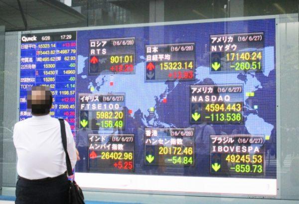 株式の投資の税金、確定申告の口座(特定口座・一般口座)と税金の計算方法